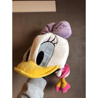 ディズニー(Disney)のディズニー デイジー帽子(その他)