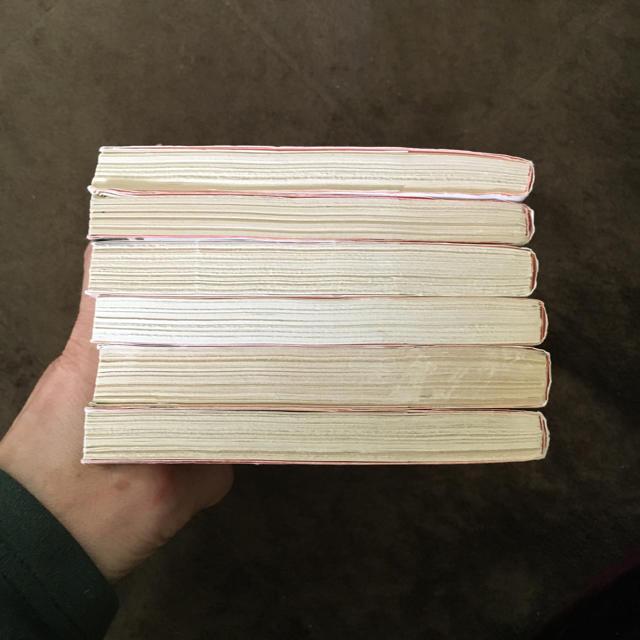 バッテリー  1〜6 エンタメ/ホビーの本(文学/小説)の商品写真