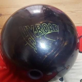 ボウリングボール ハイロードブラックパール 15ポンド(ボウリング)