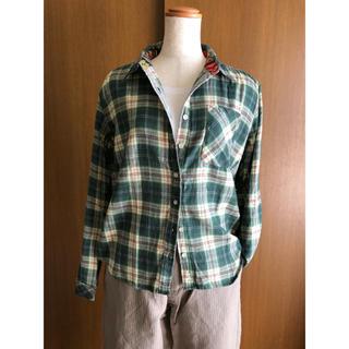 エーアイシー(A・I・C)のAIC  チェックシャツ(シャツ/ブラウス(長袖/七分))