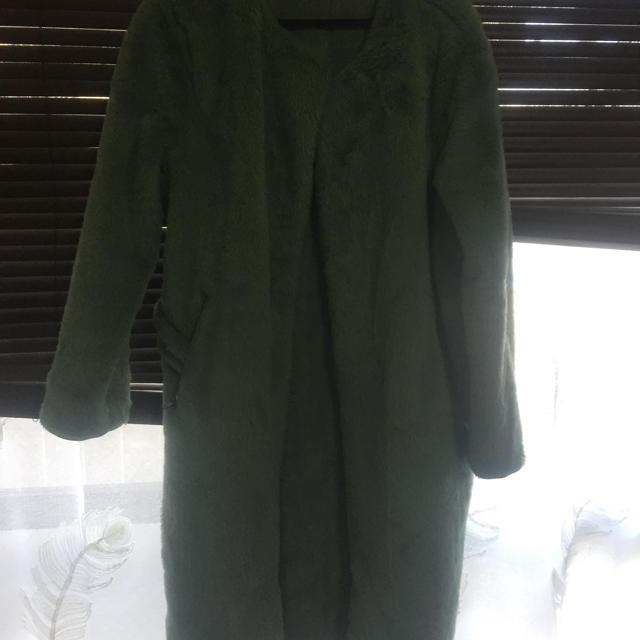 ZARA(ザラ)のbirthdaybash puppycoat レディースのジャケット/アウター(ロングコート)の商品写真