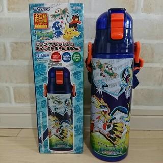 ポケモン(ポケモン)の一点限り❗新品 超軽量 ポケモン ワンプッシュダイレクトボトル 580(水筒)