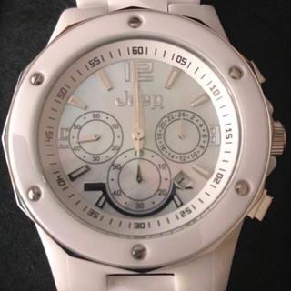 ジープ(Jeep)のjeep 腕時計 非売品(腕時計(アナログ))