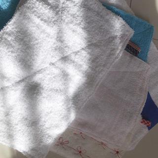 雑巾 ハンドメイド  5枚(その他)