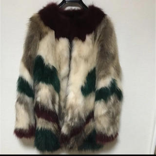 ムルーア(MURUA)のムルーア ファーコート(毛皮/ファーコート)