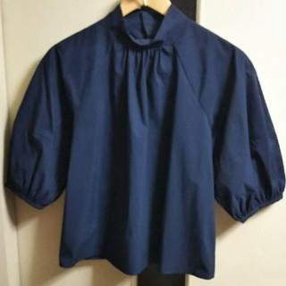 ロイスクレヨン(Lois CRAYON)のロイスクレヨン パフ袖ブラウス(シャツ/ブラウス(半袖/袖なし))