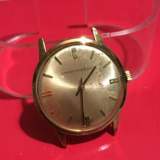 ジラールペルゴ(GIRARD-PERREGAUX)のGIRARD PERREGAUX   / フェイスのみ 《 ジャンク品 》(腕時計(アナログ))