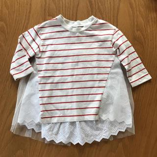 エフオーファクトリー(F.O.Factory)のアプレレクール トープス♡サイズ90(Tシャツ/カットソー)