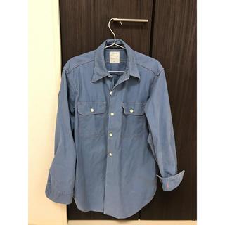 マディソンブルー(MADISONBLUE)のMADISONBLUE マディソンブルー ハンプトンシャツ 01(シャツ/ブラウス(長袖/七分))