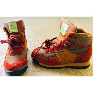 キャラバン(Caravan)のキャラバン Caravanの山登り用靴 トレッキングシューズ 中古サイズ24.0(登山用品)