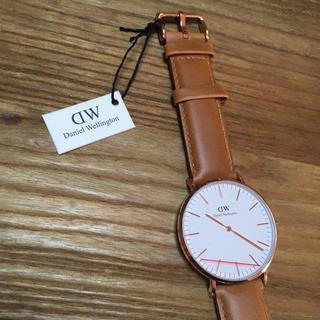 ダニエルウェリントン(Daniel Wellington)のダニエルウェリントン 腕時計 新品未使用 箱付き(腕時計(アナログ))