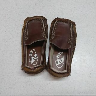 ズーム(Zoom)のzoom の靴14,0㎝(フォーマルシューズ)