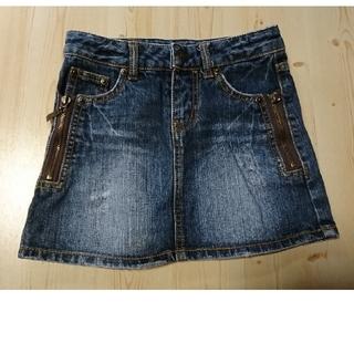 ザファースト(THE FIRST)のFirstのデニムスカート ¥700から値下げ(スカート)