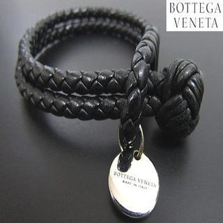 Bottega Veneta - [USED] ボッテガヴェネタ イントレチャート ブレスレット
