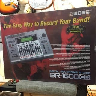 ボス(BOSS)の未開封品 BOSS BR-1600CD(MTR)