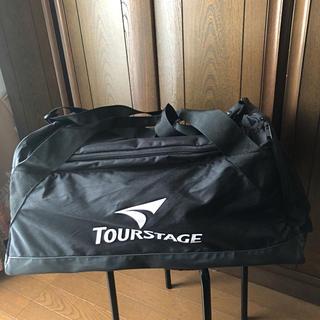 ツアーステージ(TOURSTAGE)のツアーステージ スポーツバッグ(ボストンバッグ)