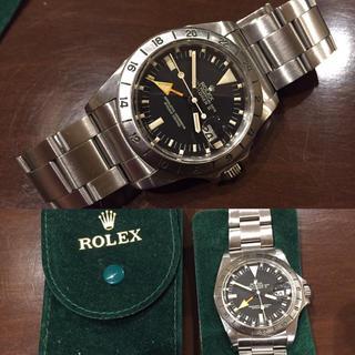 チュードル(Tudor)のROLEX 1655センタースプリットMk3カスタム時計 純正地盤(腕時計(アナログ))
