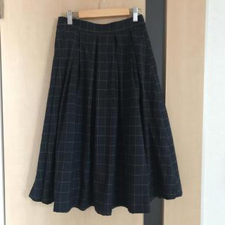 オールオーディナリーズ(ALL ORDINARIES)のALL ORDINARIES スカート(ひざ丈スカート)