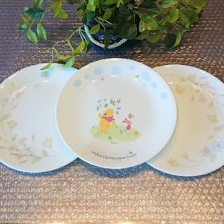 コレール(CORELLE)のコレール 中皿 3枚セット(食器)