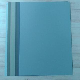 A4タント紙・グレー系10枚(スケッチブック/用紙)
