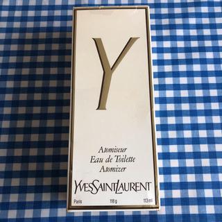 サンローラン(Saint Laurent)の未使用!イヴ・サンローランY 香水113ml!riko789様専用!(ユニセックス)
