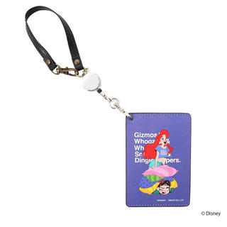 ディズニー(Disney)の新品未使用 アリエル パスケース(名刺入れ/定期入れ)