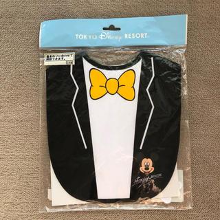 ディズニー(Disney)のミッキー お食事エプロン(お食事エプロン)