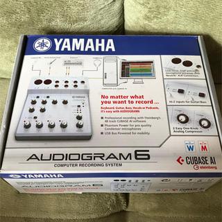 YAMAHA コンピューターレコーディングシステム AUDIOGRAM6(ミキサー)
