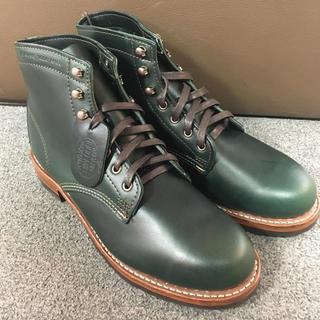 ウルヴァリン(WOLVERINE)のWOLVERINE W40197 EVANS ダークグリーン 新品未使用(ブーツ)