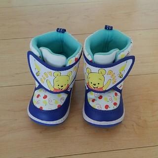 ディズニー(Disney)のベビープーさん☆スノーブーツ13㎝(ブーツ)
