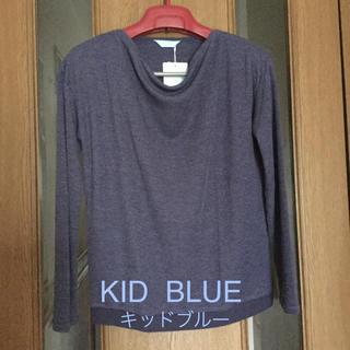 キッドブルー(KID BLUE)の新品トップス キッドブルー  レディース(カットソー(長袖/七分))