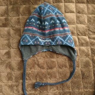 モンベル(mont bell)の専用 モンベル 帽子(ニット帽/ビーニー)