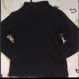 シマムラ(しまむら)のタートルネック 130(Tシャツ/カットソー)