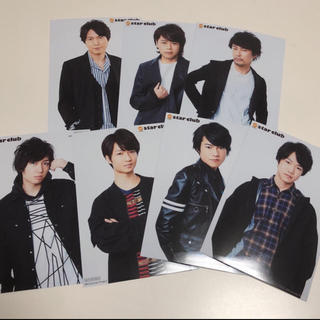Kiramune star club 継続特典 ブロマイド(声優/アニメ)