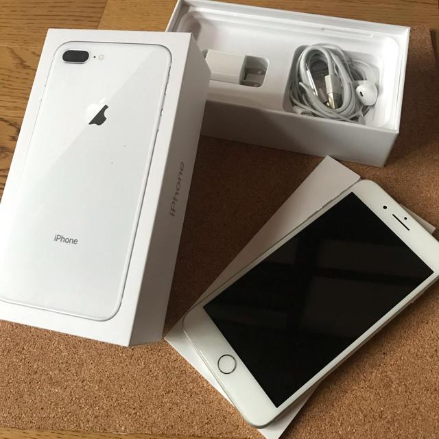 iPhone - Apple iPhone8plus 64GB SIMフリーの通販 by がっきー's shop|アイフォーンならラクマ
