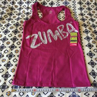 ズンバ(Zumba)の新品 ズンバ zumba ウェア タンクトップ S(ダンス/バレエ)