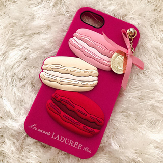 ラデュレ(LADUREE)のiPhone7ケース LADUREE(iPhoneケース)
