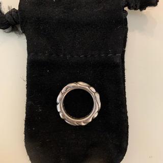 クロムハーツ(Chrome Hearts)のクロムハーツ スクロール リング 2号(リング(指輪))
