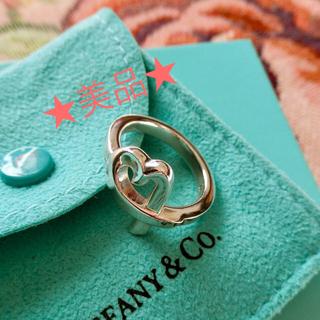 ティファニー(Tiffany & Co.)の[momo様専用]美品☆ ラビングハート リング(リング(指輪))