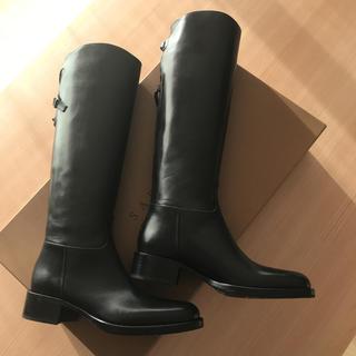 サルトル(SARTORE)のサルトル SARTORE 36 未使用品 黒 23センチ ブーツ(ブーツ)