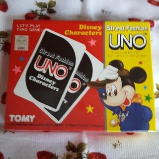 ディズニー(Disney)の【新品未開封】ディズニー UNO(トランプ/UNO)