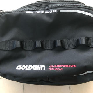 ゴールドウィン(GOLDWIN)のゴールドウインのライディングウエストバッグ 8(装備/装具)