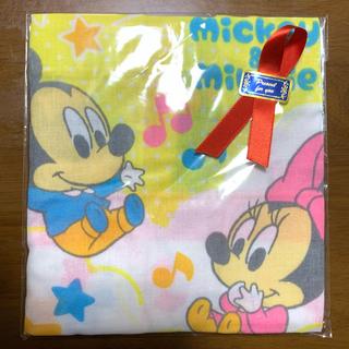 ディズニー(Disney)のガーゼハンカチ ディズニー 第一生命 3枚セット 新品未使用未開封(その他)