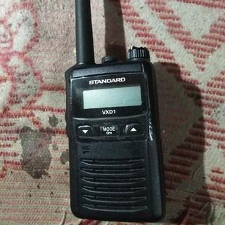 デジタル簡易無線機  VXD-1 1w機(アマチュア無線)