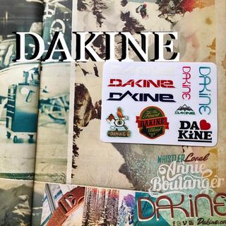 Dakine - DAKINEダカインUS限定マルチシート型抜き9種ステッカー セット