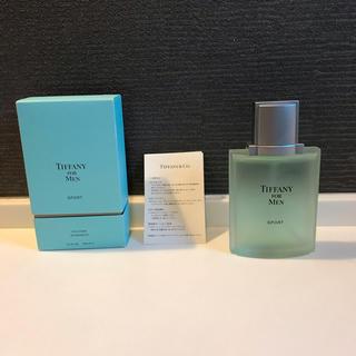 ティファニー(Tiffany & Co.)の【激レア.入手困難】TIFFANY FOR MEN SPORT 100㎖(香水(男性用))