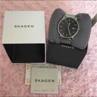スカーゲン(SKAGEN)のスカーゲン SKAGEN 腕時計 メンズ   未使用(腕時計(アナログ))