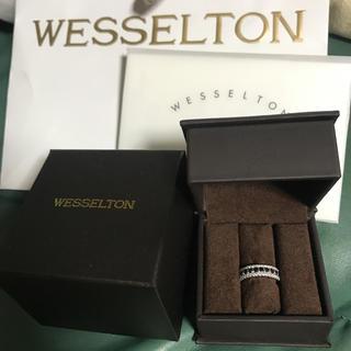 ティファニー(Tiffany & Co.)のウェッセルトン(リング(指輪))