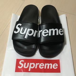 シュプリーム(Supreme)のSlide Sandals メンズ サンダル(サンダル)