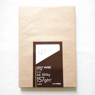コクヨ(コクヨ)のKOKUYO ケント紙 A4 100枚(スケッチブック/用紙)